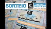 CARPLACE sorteia 7 pares de ingressos para o Salão do Automóvel de São Paulo de 2012