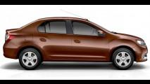 Este é o visual do novo Renault Logan feito no Brasil