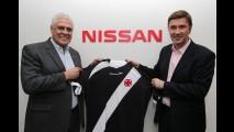Torcida do Vasco divulga carta-resposta e incentiva boicote aos carros da Nissan