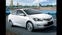 Novo Hyundai Verna 2015 é revelado - veja as primeiras fotos