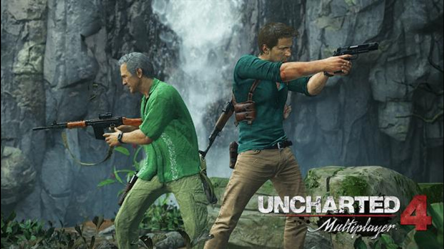 Uncharted 4, il lancio si avvicina [VIDEO]
