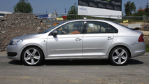 2013 Skoda Rapid spy photo 22.05.2012