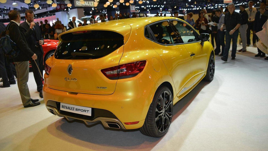 Renault Clio RS 200 unveiled with 200 HP