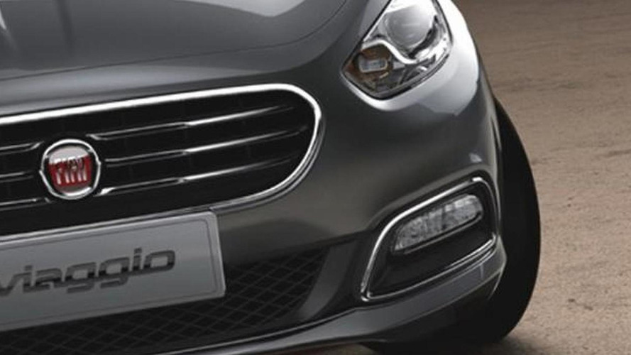 Fiat Viaggio aka Dodge Dart images surface early