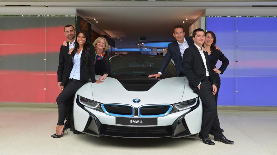 BMW France va recruter au Mondial de l'Automobile de Paris