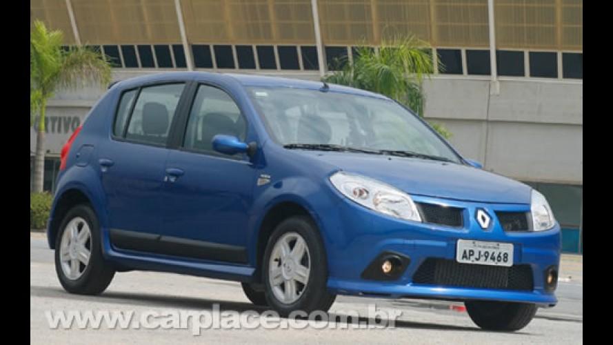 Sandero e Logan fazem Renault registrar novo recorde de vendas em setembro