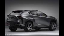 Lexus LF-NX Concept