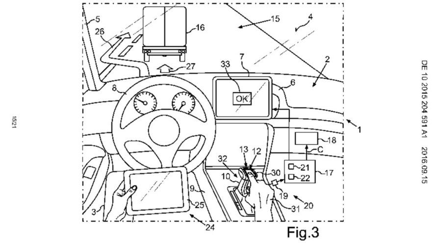 VW, yeni bir otonom sürüş teknolojisinin patentini aldı