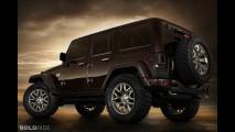 Jeep Wrangler Sundancer Concept