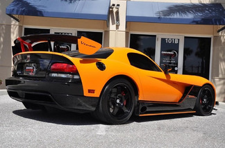 Now is Your Chance to Own This Stunning 2008 Dodge Viper ACR