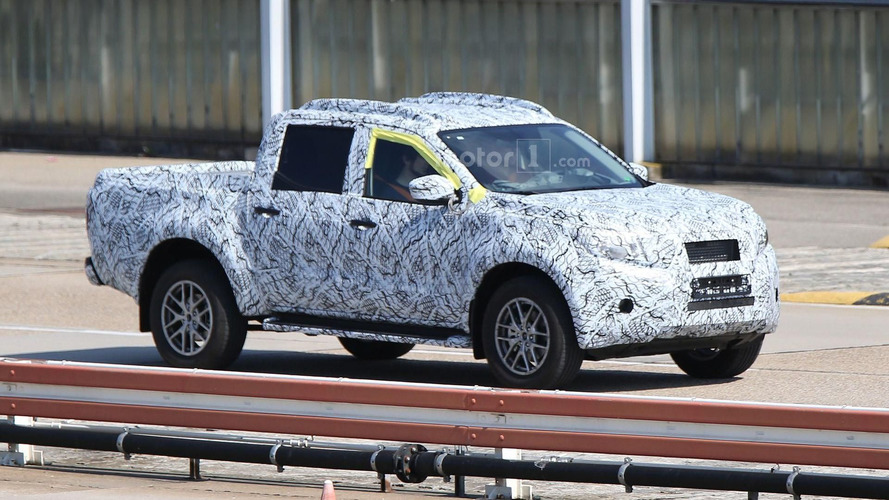 Mercedes GLT-Class pickup to be revealed next week