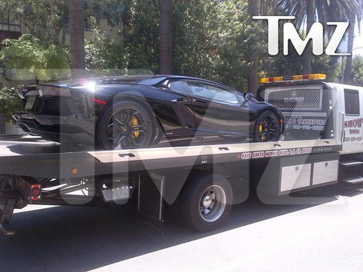 Kim Kardashian Has Pretty Decent Taste In Cars