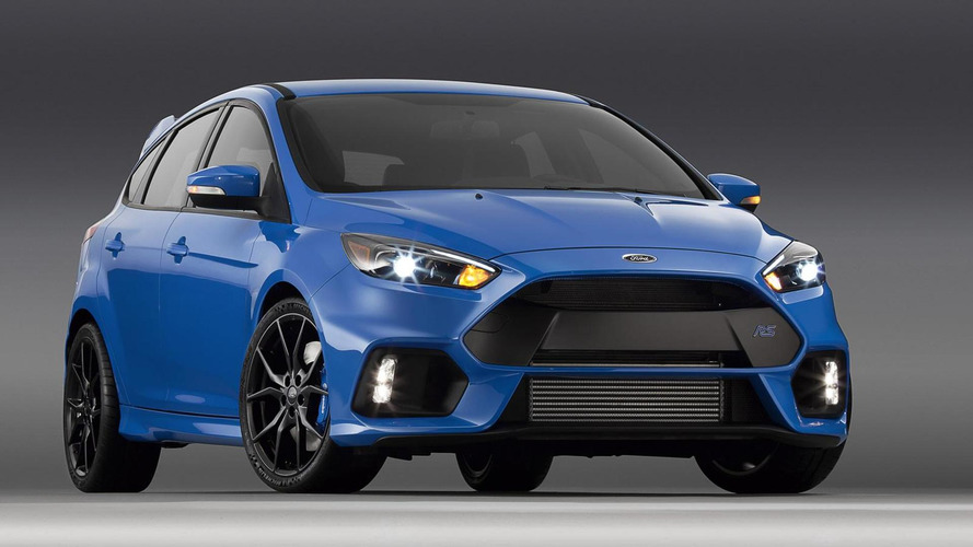 2016 Ford Focus RS heading to New York Auto Show in US specification [video]