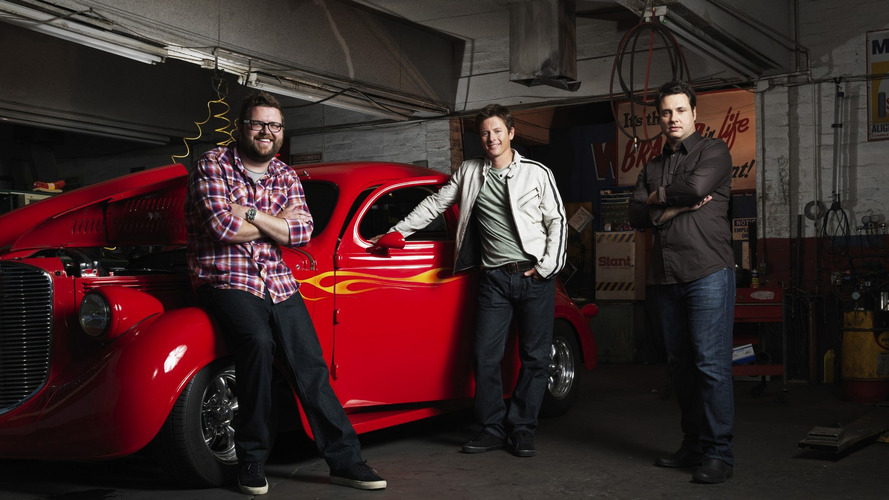 Top Gear USA axed