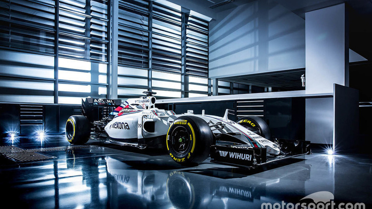 Felipe Massa, Williams FW38 livery