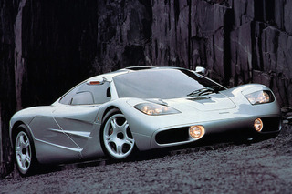 Fastest Production Cars From the Past 8 Decades