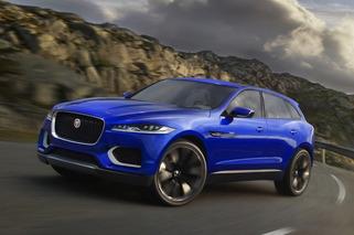Jaguar Reveals C-X17, The Brand's First SUV