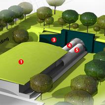 Underground Aerodynamic Facility Coming to the UK