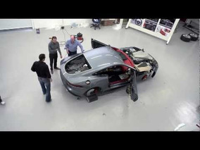 2011 Jaguar C-X16 Concept Design - Ian Callum, Jaguar Design Director