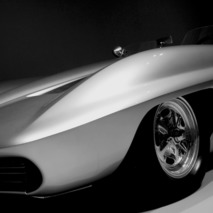 Chevrolet Corvette Stingray Racer Concept