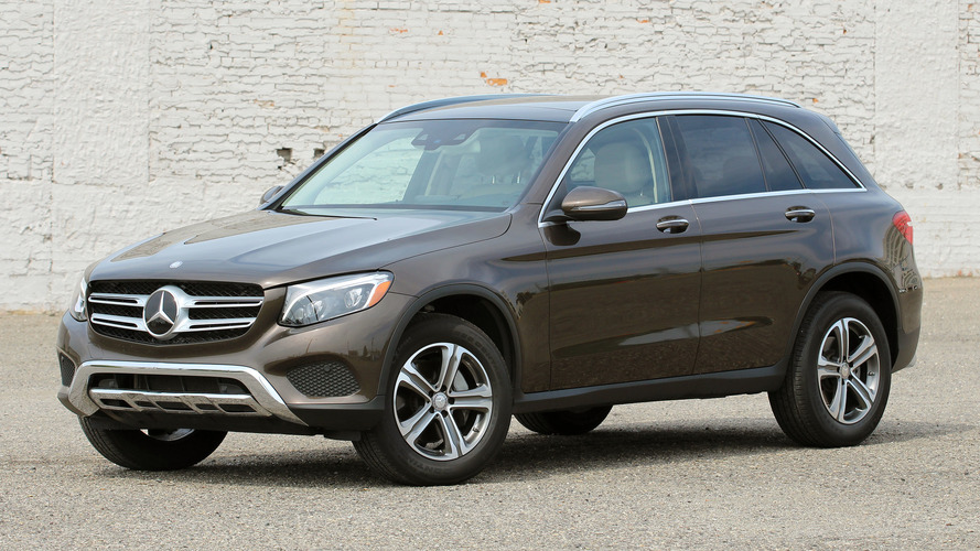 Review: 2016 Mercedes-Benz GLC300 4Matic