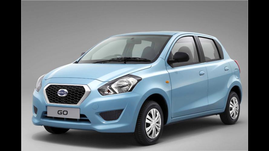 Go: Neue Nissan-Billigmarke stellt erstes Modell vor