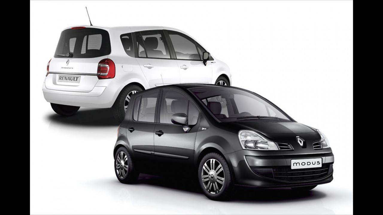 Renault Modus/Grand Modus Night&Day