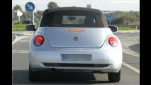 Erwischt: Offener VW Beetle