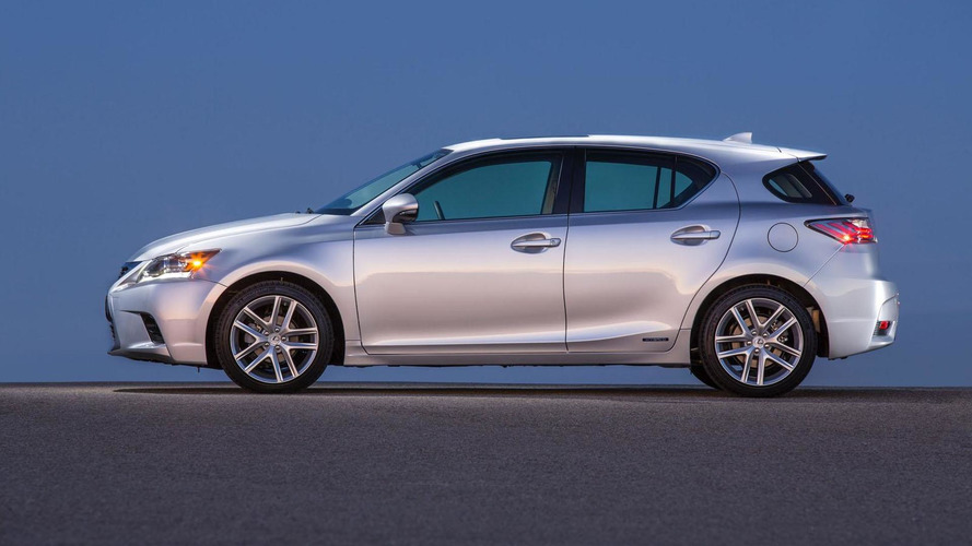 Lexus CT 200h Cancelled In U.S. At End Of Life Cycle