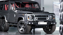 Kahn Design selling virtually new six-wheeled Defender for almost £200,000