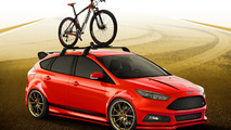 Ford Focus ST for SEMA