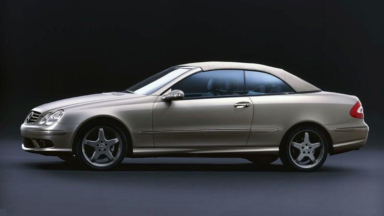 MB CLK Giorgio Armani Design Car