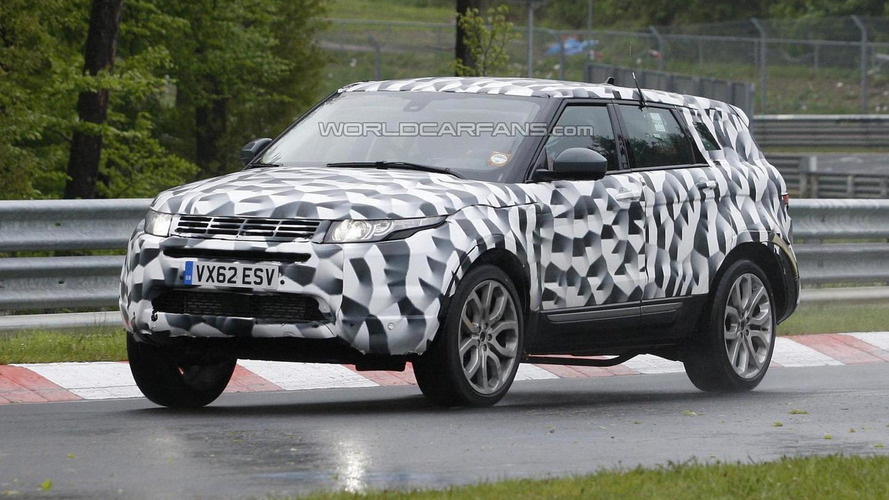 2015 Land Rover Freelander mule spied once again