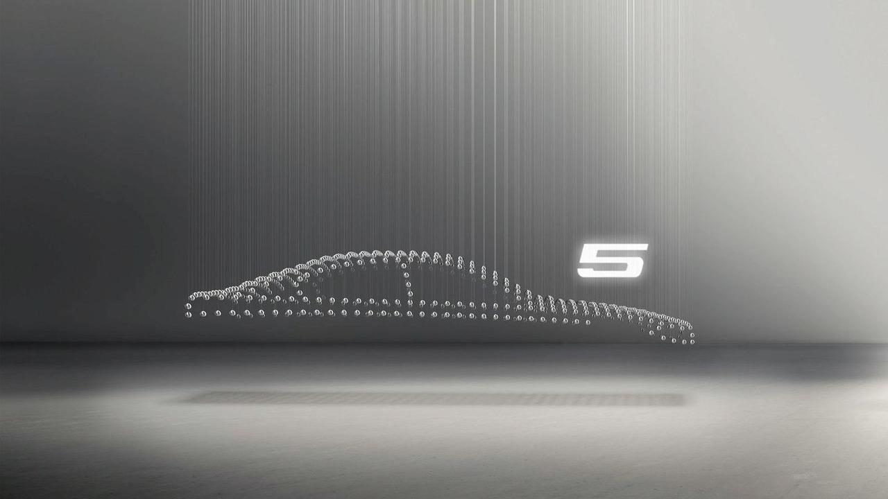 2011 BMW 5-Series F10 teaser photo