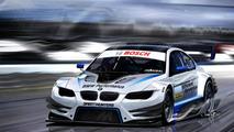 BMW M3 E92 DTM concept artist render, 1600, 14.10.2010