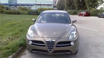 Alfa Romeo Kamal SUV spy photos, 29.09.2009 - 1325