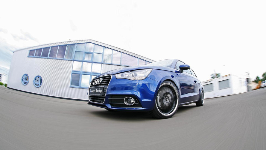 Audi A1 by Senner Tuning