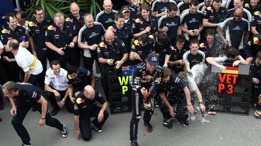 Red Bull's size and status 'hurts' F1 rivals - Marko