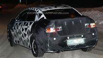 New Baby Buick Prototype Spy Photo