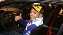 MotoGP star Valentino Rossi tests new BMW M3 GTS - 800