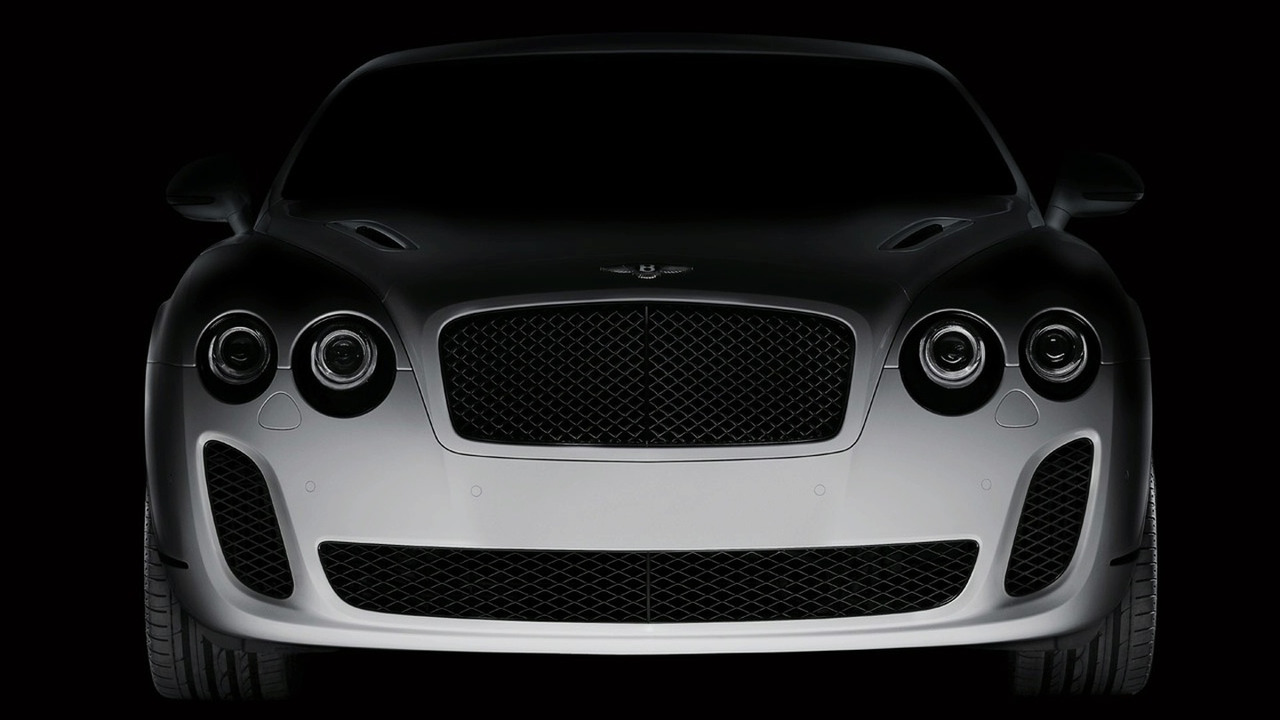 Bentley Biofuel Supercar