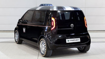 VW Taxi Concept (Up!) 14.12.2010