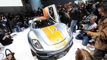 Porsche 918 RSR Coupe in Detroit - 2011 NAIAS