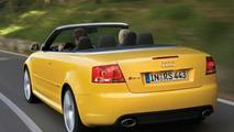 Audi RS4 Cabrio Euro Spec