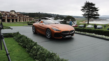 BMW Z4 Concept à Pebble Beach