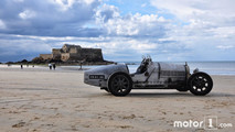 1925 - Bugatti Type 35 à Saint-Malo, France