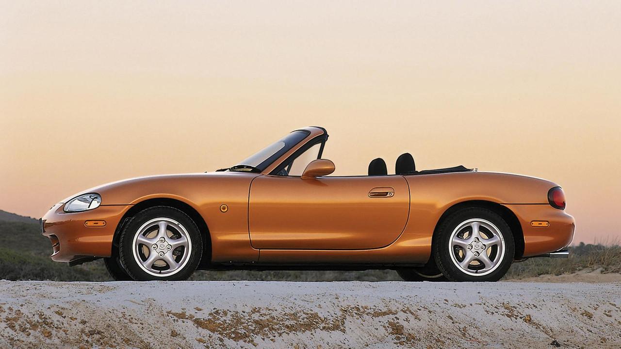 1998 - Mazda MX-5 NB