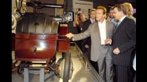 Arnie besucht Alte Welt