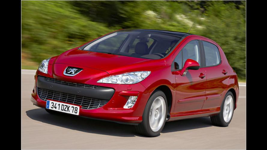 Peugeot 308: Größer und straffer geworden