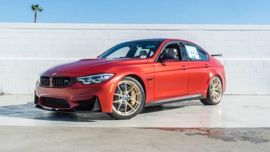 La BMW M3 30 Years American Edition est à vendre
